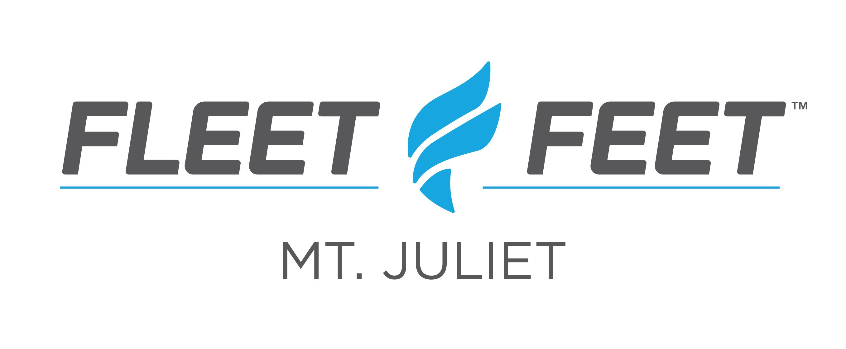 Fleet Feet Mt. Juliet Logo