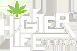 Higher Life CBD Dispensary Logo