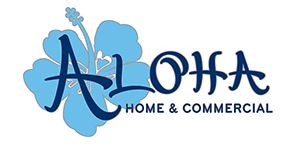 Aloha Home and Commercial Services Logo