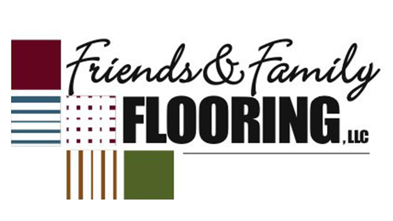 Friends & Family Flooring Logo