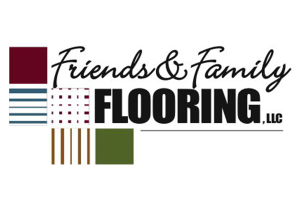 Friends & Family Flooring Logo