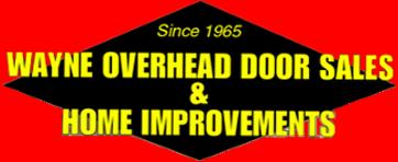 Wayne Overhead Door Sales and Home Improvements Logo