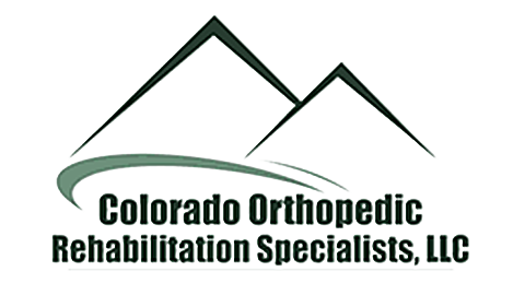 Colorado Orthopedic Rehabilitation Specialists Logo