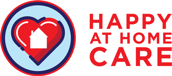Happy at Home Care Logo