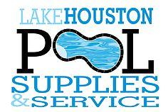 Lake Houston Pool Supplies & Service Logo