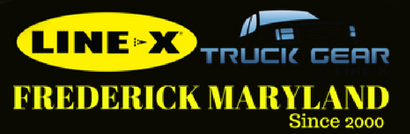 Frederick LINE-X Logo