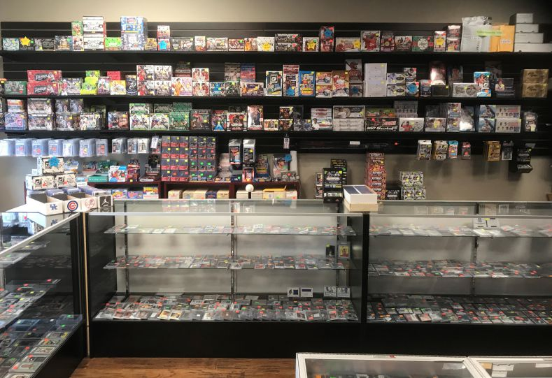 Sports Card Store Louisville Ky Sports Card Store Near Me
