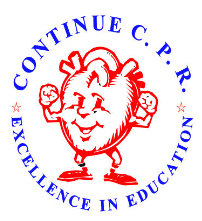 Continue CPR Logo
