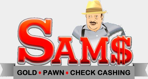 Sam's Gold & Pawn Logo