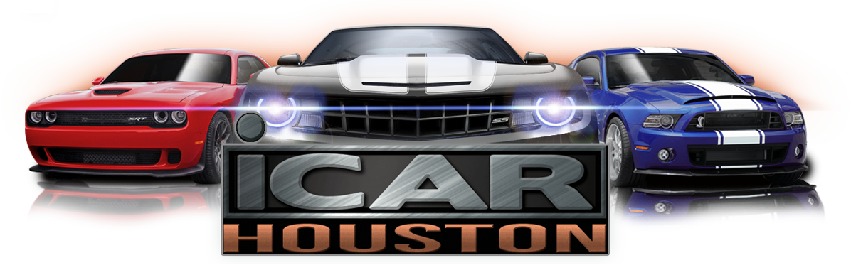 iCar Houston Paint & Body Logo