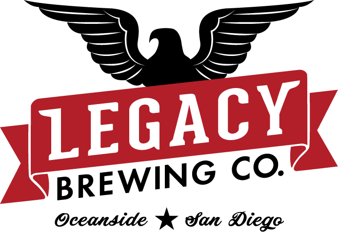 Legacy Brewing Tap and Kitchen Logo
