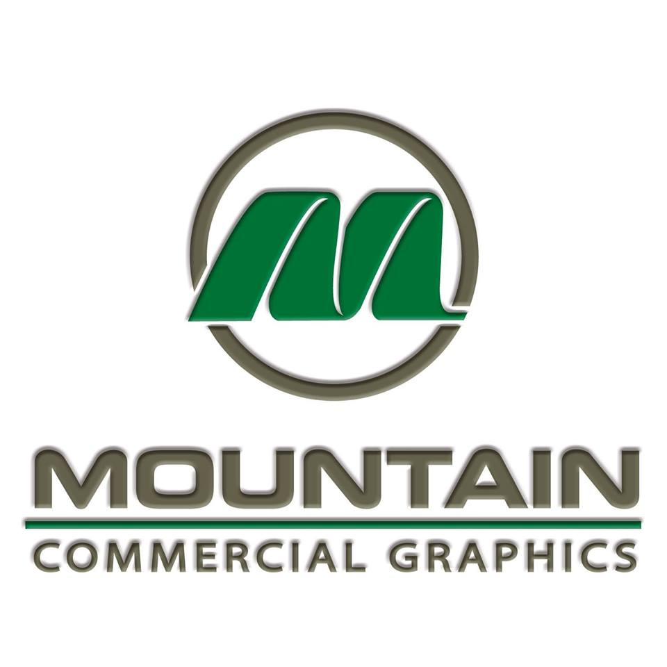 Mountain Commercial Graphics Logo