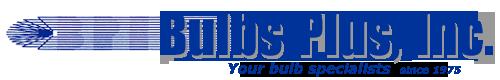 Bulbs Plus, Inc. Logo
