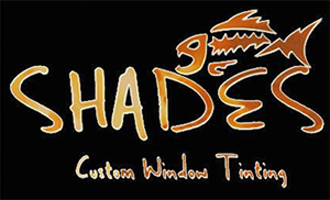 Shades Custom Window Tinting Logo