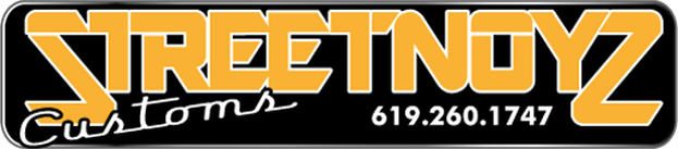 Streetnoyz Car Stereo and Customs Logo