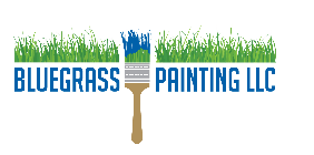 Bluegrass Painting Logo