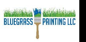 Bluegrass Painting Logo