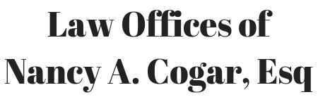 Law Offices of Nancy A. Cogar, Esq Logo