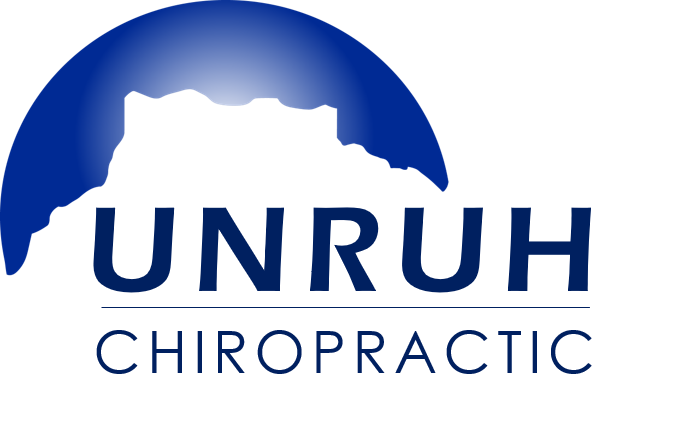 Dr. Unruh Chiropractic Logo