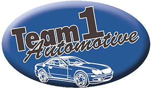 Team 1 Automotive Logo