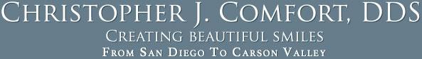 Christopher J. Comfort, DDS Logo