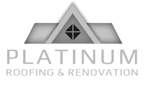Platinum Roofing & Renovation Logo