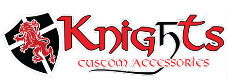 5 Knights Custom Accessories Logo
