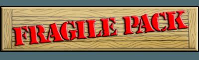 Fragile Pack Logo