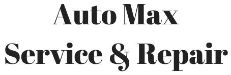 Auto Max Service & Repair Logo
