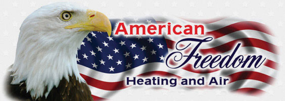 American Freedom Heating & Air Logo