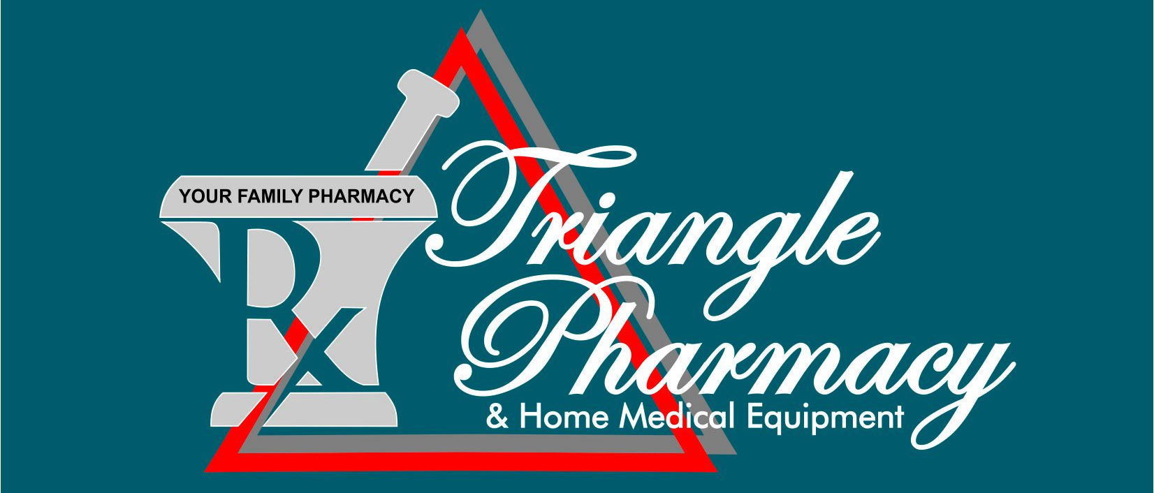 Triangle Pharmacy & Home Medical Equipment Logo