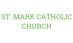 St. Mark Catholic Church Logo