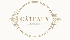 Gateaux Patisserie Logo