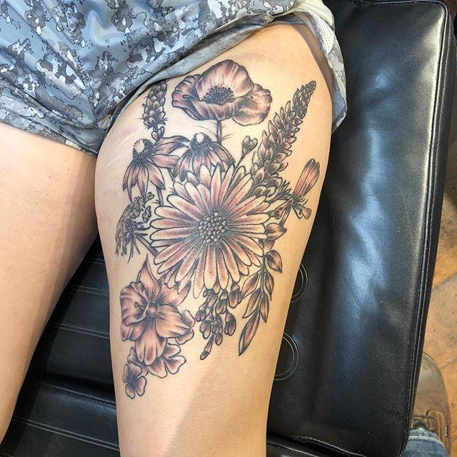 Tattoos Birmingham, AL