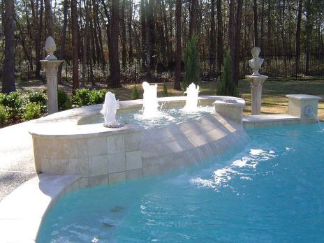 Swimming Pool Contractor Spring Tx Swimming Pool