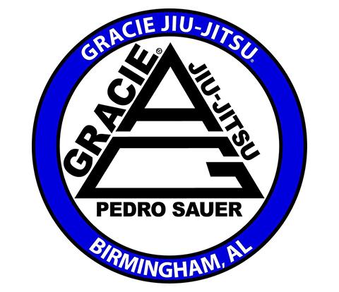 Gracie Jiu-Jitsu of Birmingham Logo