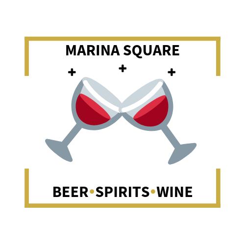 Marina Square Wine & Spirits Logo