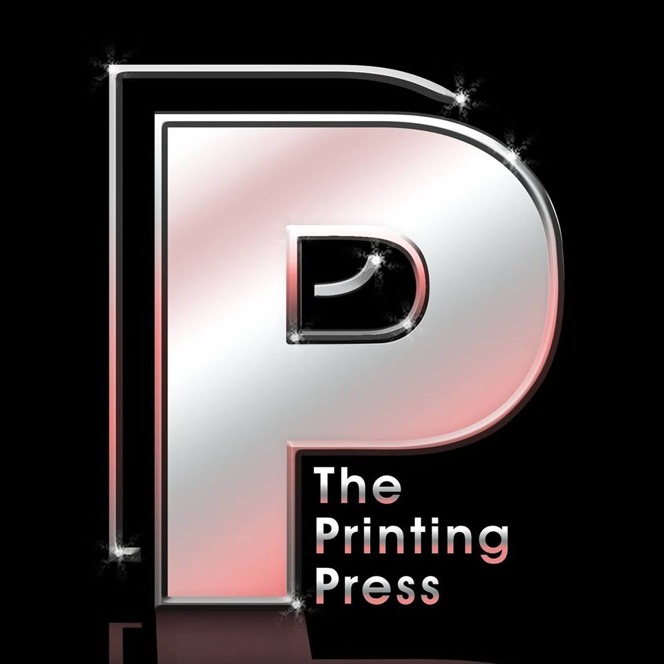 The Printing Press Logo