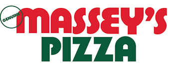 Massey's Pizza Powell Logo