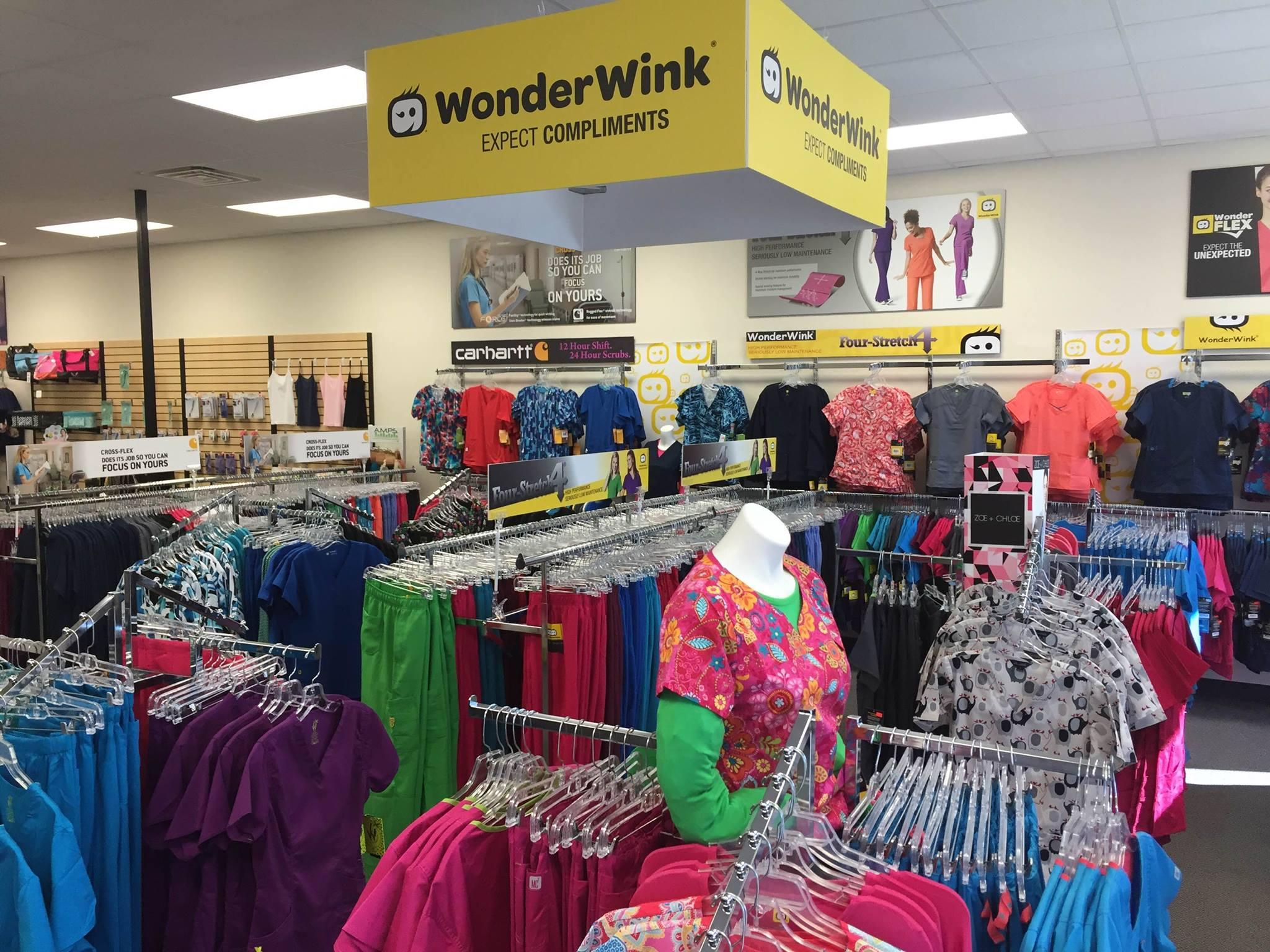 Uniform Store Waco, TX - Uniform Store Near Me - Swift Uniforms