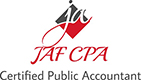 JAF CPA Logo