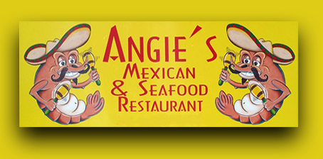 Angie's Mexican & Seafood Logo