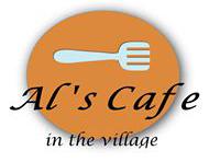 Al's Cafe In The Village Logo