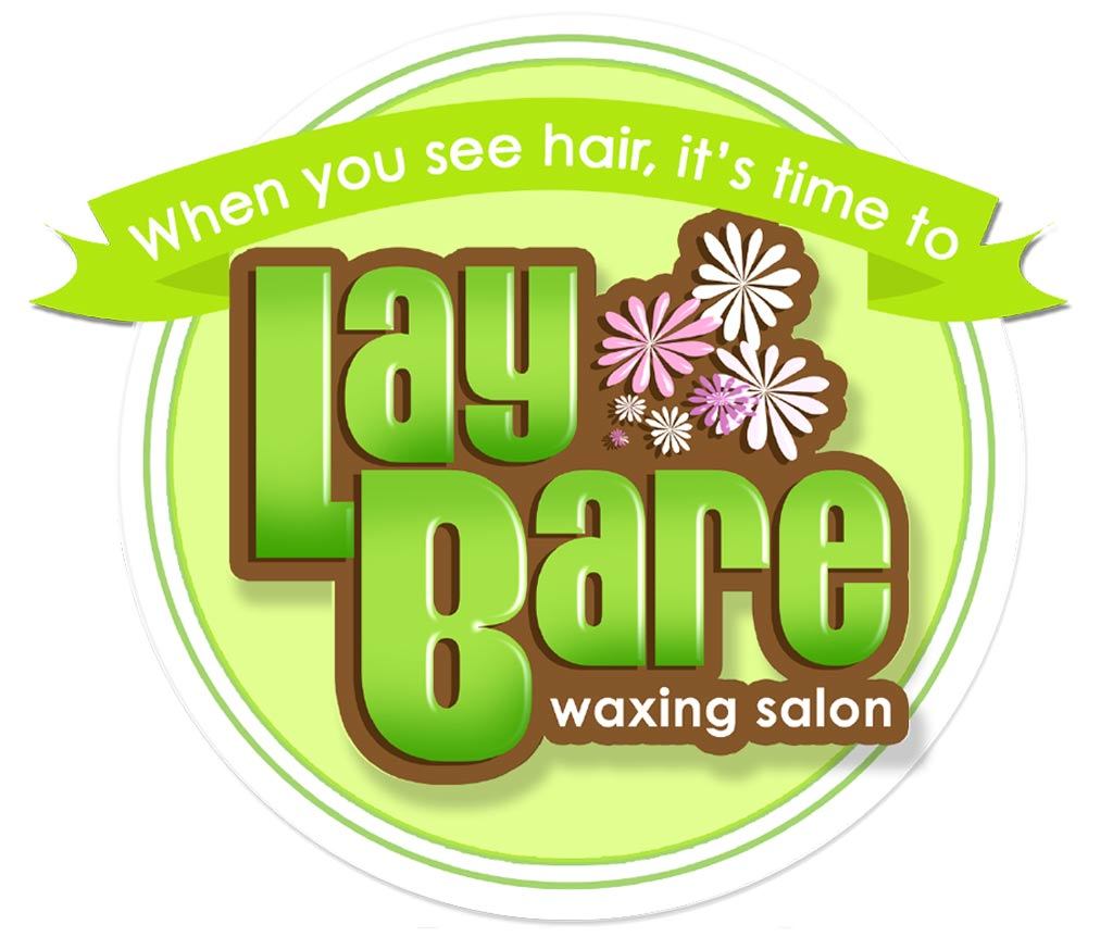 Lay Bare Waxing Salon - Studio City Logo
