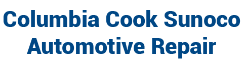 Columbia-Cook Sunoco Complete Automotive Repairs Logo