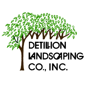 Detillion Landscaping Co., Inc. Logo