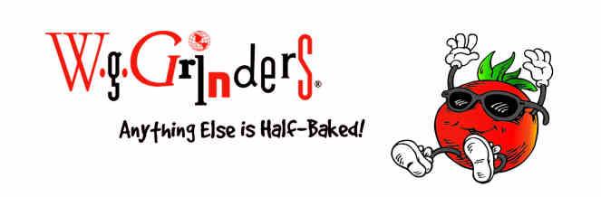 W.g. Grinders Logo