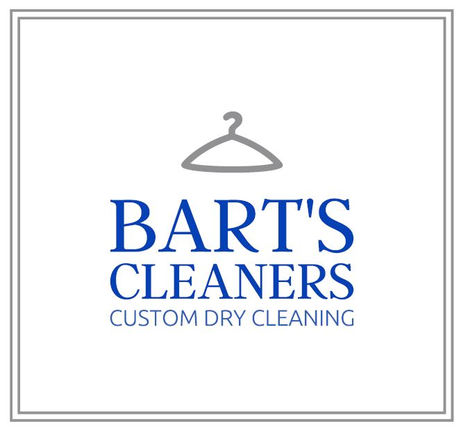 Bart's Cleaners Logo