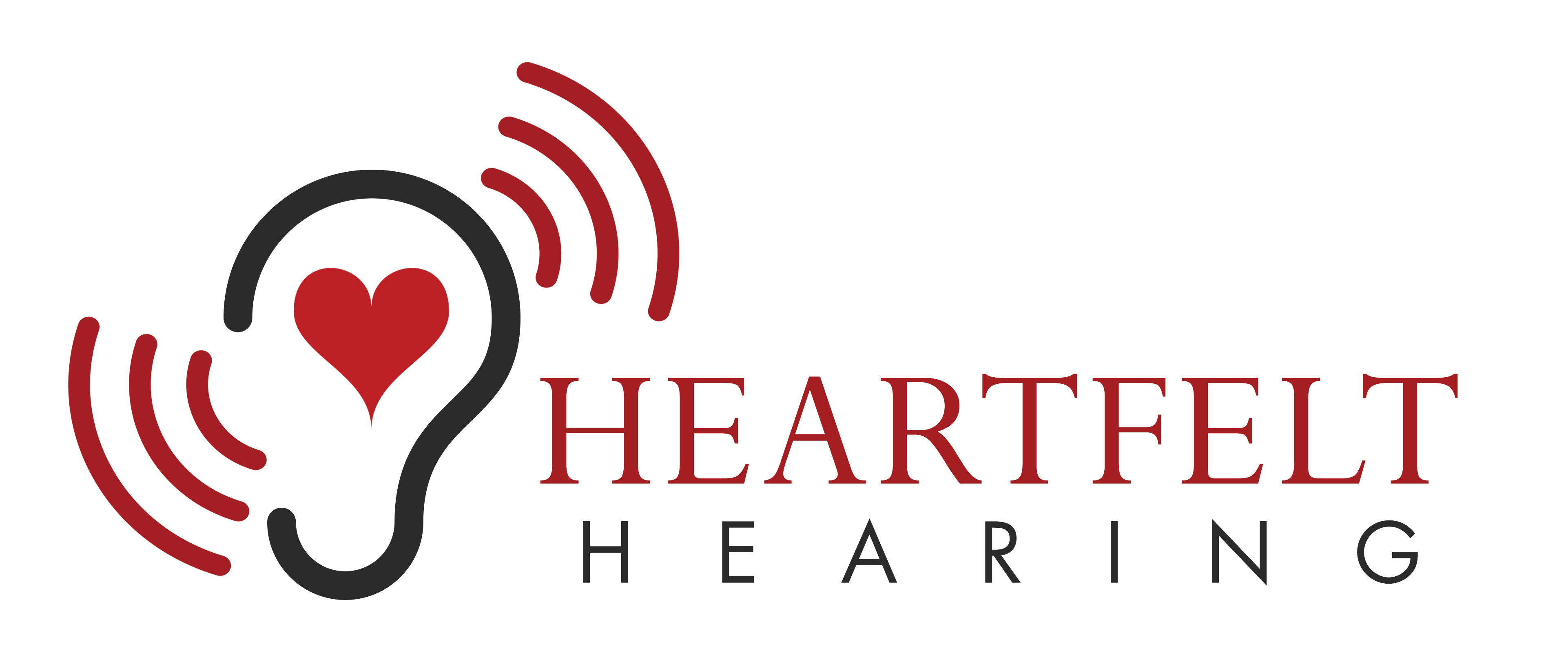 Heartfelt Hearing Logo