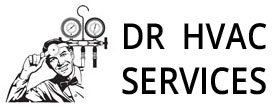 DR HVAC Services Logo